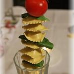 Viva Toscana: сервировка стола в оригинальном итальянском стиле.