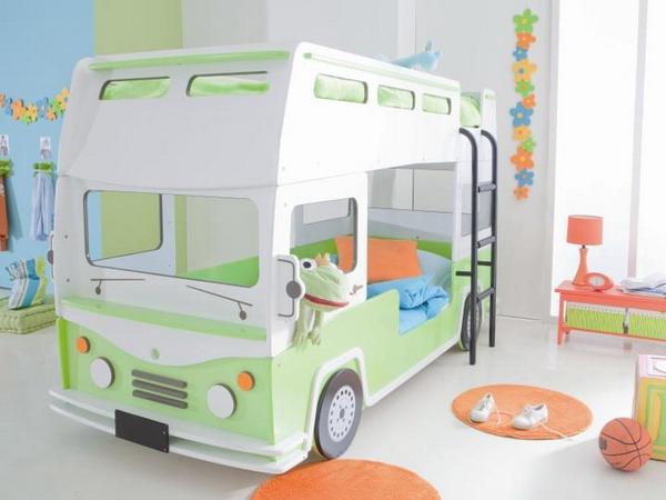 Кроватки своими руками автобусы