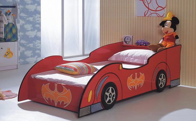Как сделать своими руками кровать детскую машину в