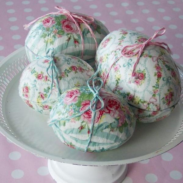 Винтажные украшения для пасхальных яиц: 70 фото идей для поклонников ретро и рукоделия 487
