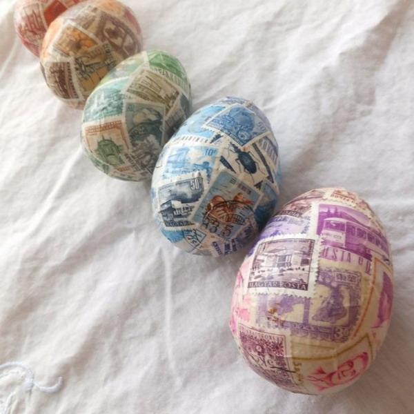 Винтажные украшения для пасхальных яиц: 70 фото идей для поклонников ретро и рукоделия 146