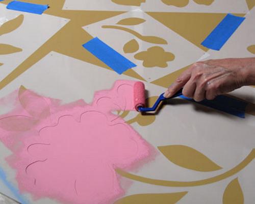 Надписи красками своими руками 573