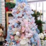 white-christmas-tree-beautiful-decoration4-1
