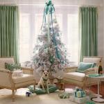 white-christmas-tree-beautiful-decoration4-4