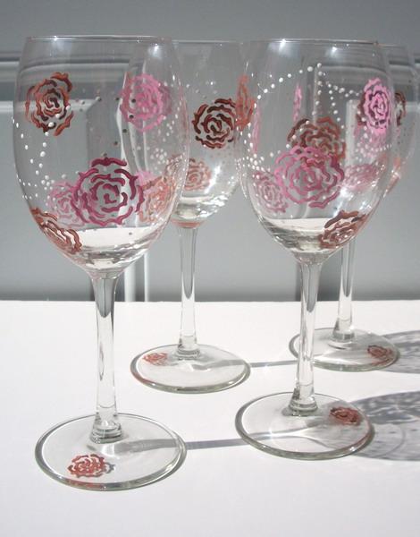 Посуда для росписи по стеклу