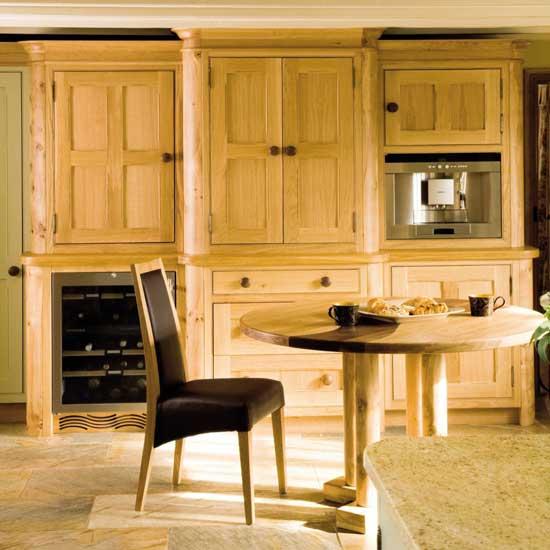 Обновить кухню из дерева своими руками
